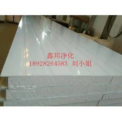 低价出售岩棉夹芯板 烘道板图片