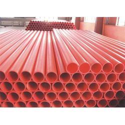 跃洋塑胶、mpp电力管材生产线、mpp电力管图片