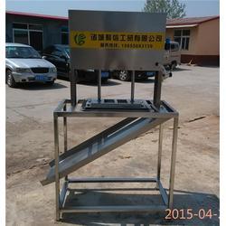 鱼豆腐自动切块机厂家、上海鱼豆腐自动切块机、诸城聚信工贸图片