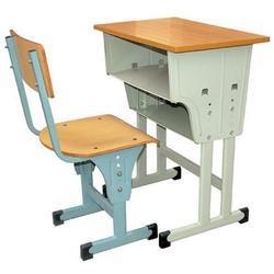 临朐鑫通椅业(图),单人升降课桌椅,济南课桌椅图片