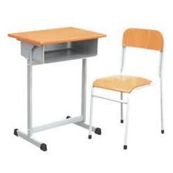 钢木课桌椅生产厂家|课桌椅生产厂家|临朐鑫通椅业图片