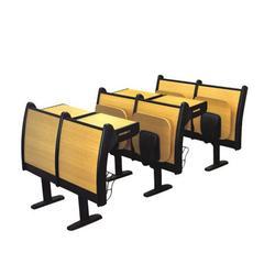临朐鑫通椅业(图)_多媒体教室固定式课桌椅_菏泽固定式课桌椅图片