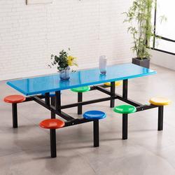 玻璃钢餐桌椅子-山东鑫通椅业-玻璃钢餐桌椅图片