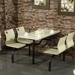 食堂餐桌椅 食堂餐桌椅 鑫通椅业