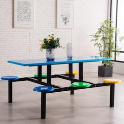 快餐桌椅板凳-临朐鑫通椅业-快餐桌椅图片