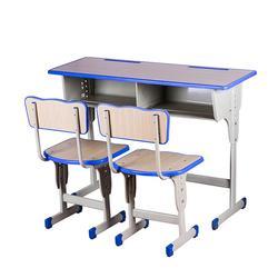 课桌椅-鑫通实力厂家-课桌椅出售图片