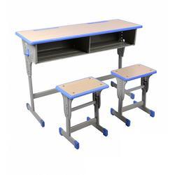 课桌椅厂家直销、学生课桌椅厂家直销、临朐鑫通椅业(推荐商家)图片