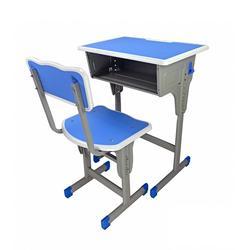 學生桌椅零售-學生桌椅-鑫通實力廠家圖片