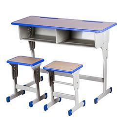 品优价廉尽在鑫通 阶梯课桌椅-课桌椅图片