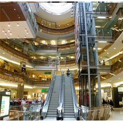 观光电梯公司、观光电梯、宏旺机电工程图片