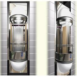 通力观光电梯|通力观光电梯|宏旺机电工程图片