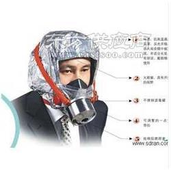 防毒 防尘 防辐射面罩火灾逃生面具图片