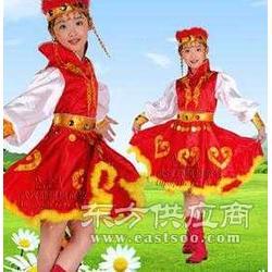 蒙古舞蹈服演出服图片