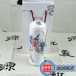 陶瓷礼品保温杯图片