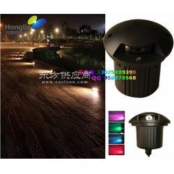 3w侧发光LED地埋灯-公园步行道照明步道灯图片