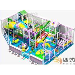 大型室内儿童游乐园图片