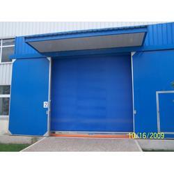 厂房卷帘门,卷帘门,临朐金帅门业图片