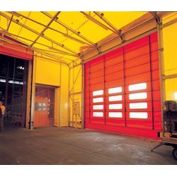 工业异型门样式,工业异型门,临朐金帅质量为本图片