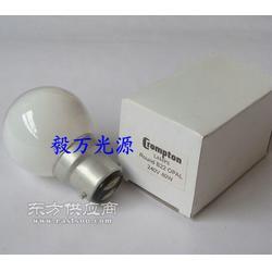 对色灯泡卡口Crompton F光源灯泡A/F灯泡240V/40W标准光源对色专用图片