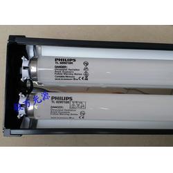 飞利浦120W无影胶固化灯晒版无影灯UV灯双支60W紫外线烤漆油墨固化灯图片
