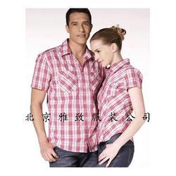 雅致伟业服装厂、短袖衬衫订做、江西赣州短袖衬衫图片