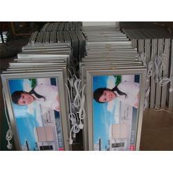 南昌超薄灯箱,8mm超薄灯箱制作,金信磁吸灯箱安装多少钱图片