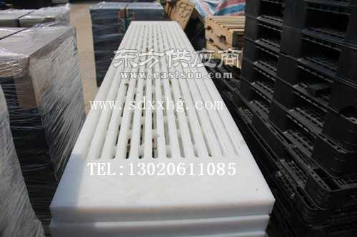 造紙機械使用超高分子量聚乙烯板做吸水箱面板的原因
