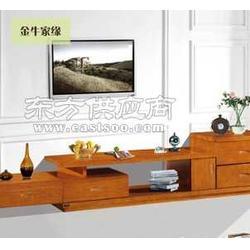 欧式全实木电视柜视听柜图片