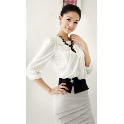 女士衬衫、芊美艺服装厂、莆田衬衫图片