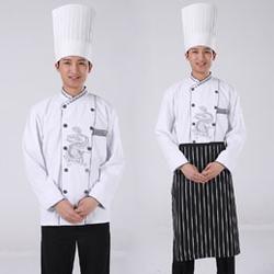 厨师服定做_新乡厨师服定做_芊美艺服装厂(查看)图片