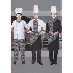 物业厨师服定做,厨师服定做,芊美艺厨师服厂家(查看)图片