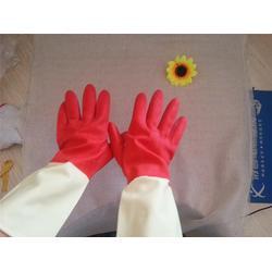 开平乳胶手套、万德包装、乳胶手套直销商图片