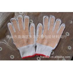 劳保点胶手套、万德包装、云浮点胶手套图片