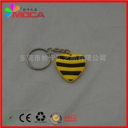 厂家低售包包挂件钥匙扣|PVC软胶钥匙扣|妙卡礼品图片