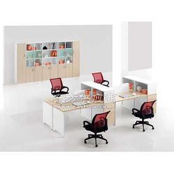 办公屏风厂 国信板式职员办公桌 办公家具厂图片