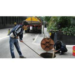 速洁 机械疏通下水道-东城机械疏通下水道图片