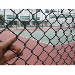 凡诺勾花网、设计安装体育场围网、体育场围网图片