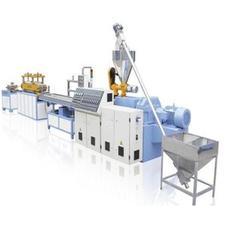 雄县鹏威(图)、pvc异型材挤出生产线、挤出生产线图片