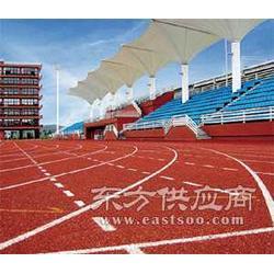 透气型塑胶跑道施工设计方案图片