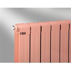 订做铜铝复合暖气片,祥和散热器(在线咨询)铜铝复合暖气片图片