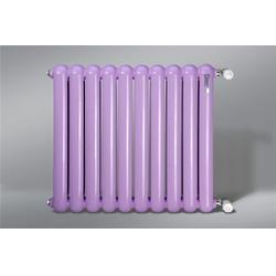 钢制柱式暖气片厂家、延安钢制柱式暖气片、祥和散热器(查看)图片