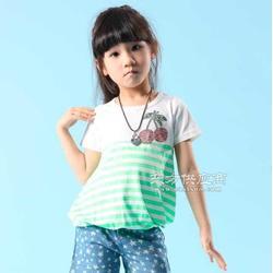 伟泰儿童服装加工厂生产图片