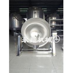 上海可倾式夹层锅、诸城永翔机械、可倾式夹层锅生产厂家图片