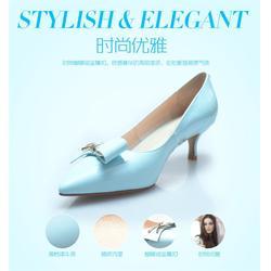 真皮女鞋开店加盟、爱丽鞋业(已认证)、江门品牌女鞋加盟图片