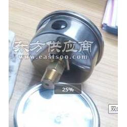 0-10KG/15KG/20KG/25KG抗震压力表充油压力表图片