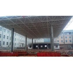 南昌轻钢结构网架|南昌钢结构网架|鑫昌管道生产安装多少钱图片