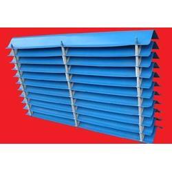 华强填料(图),闭式冷却塔收水器,冷却塔收水器图片