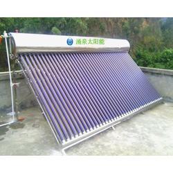 家庭型太阳能热水器制作-家庭型太阳能热水器-涌泉热能图片