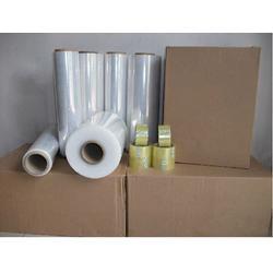茶山拉伸膜、茶山拉伸膜、福发焊锡包装材料图片