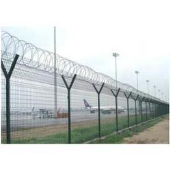 机场防护网生产安装|欧齐丝网|机场防护网图片